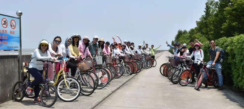 【上海】横沙岛骑行-与你邀约美丽的田园风光